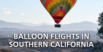 california balloon flights